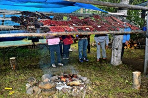 Meat Drying Competition